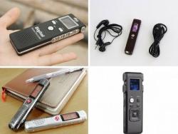 Hướng dẫn cách chọn máy ghi âm chất lượng
